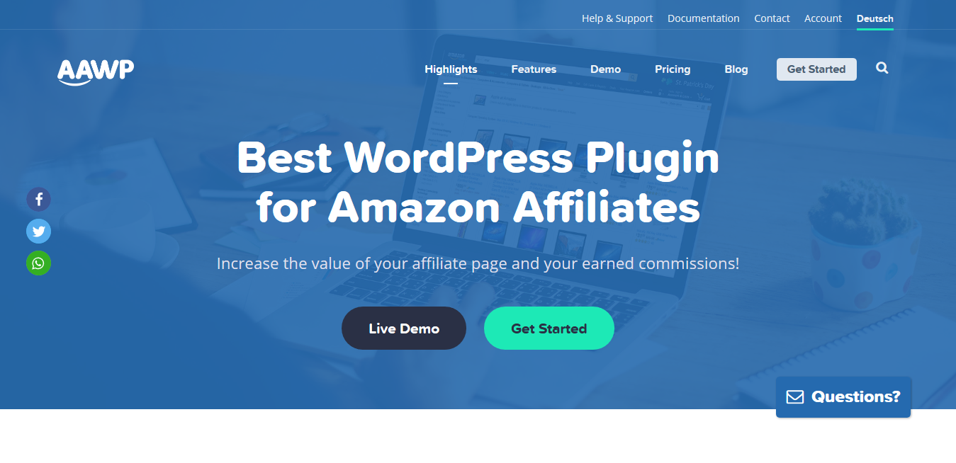 AAWP 3.15.1 with License Key – Best WordPress Plugin for Amazon Affiliates
