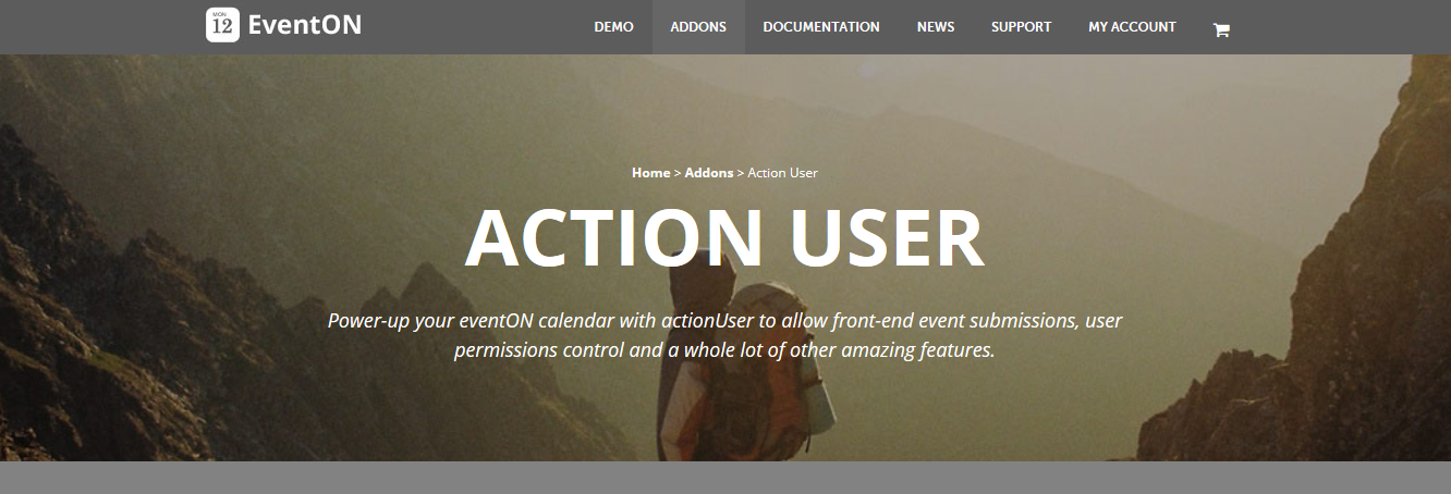 EventOn Action User Addon 2.2.3