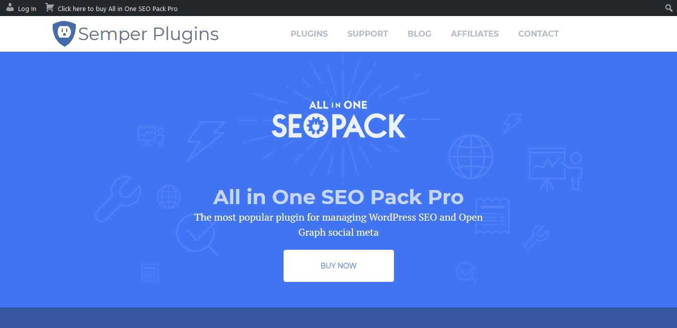 All in One SEO Pack Pro 4.1.0 – WordPress Plugin by Semper Plugins