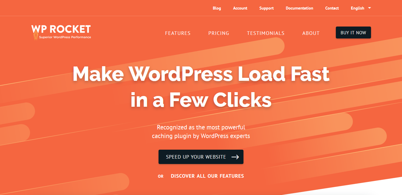 WP Rocket 3.8.5 : Best Caching Plugin for WordPress