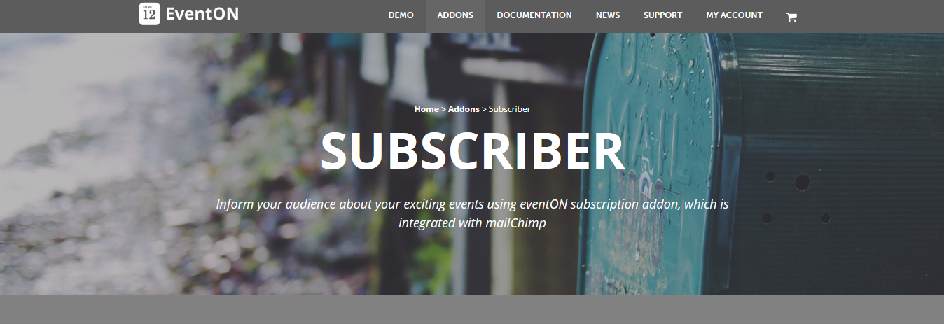 EventOn Subscriber 1.3.2