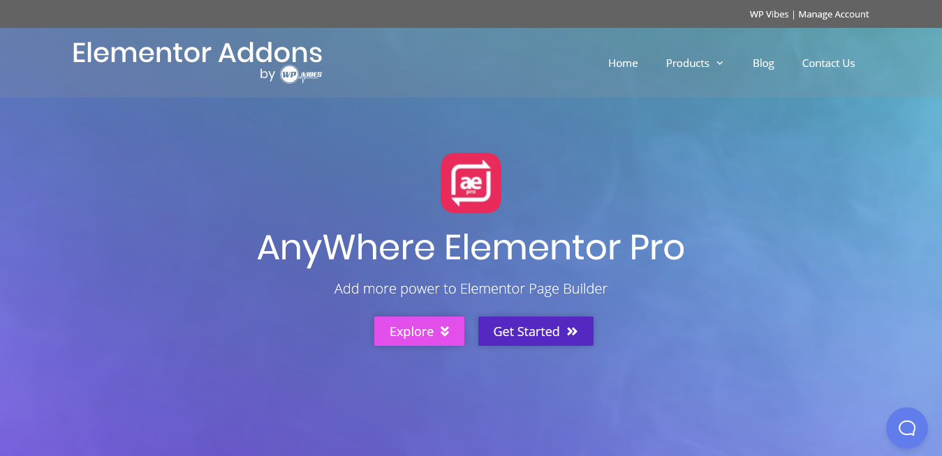AnyWhere Elementor Pro 2.18