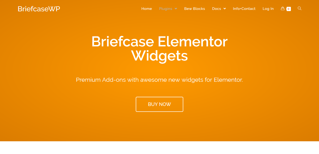 Briefcase Elementor Widgets 2.0.2 – BriefcaseWP