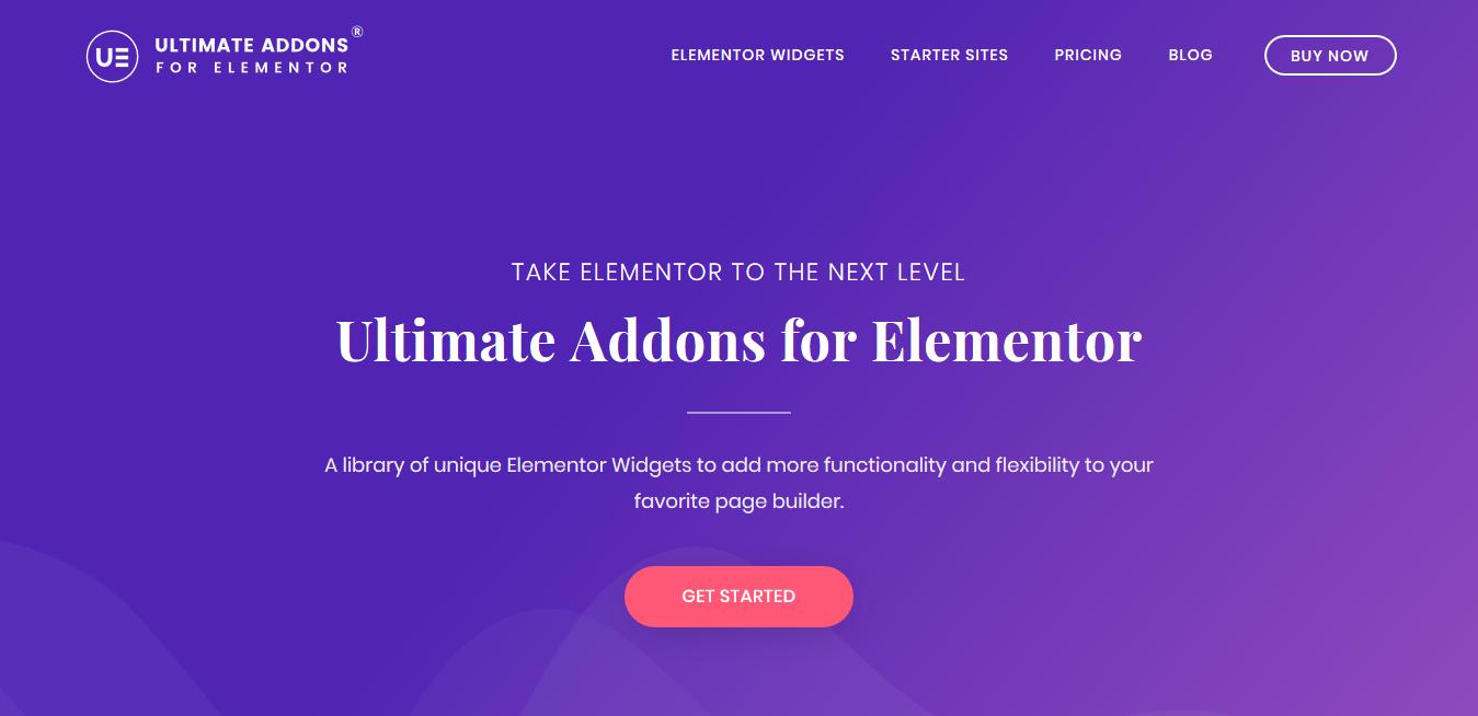 Ultimate Addons for Elementor 1.30 : Elementor Addons & Widgets