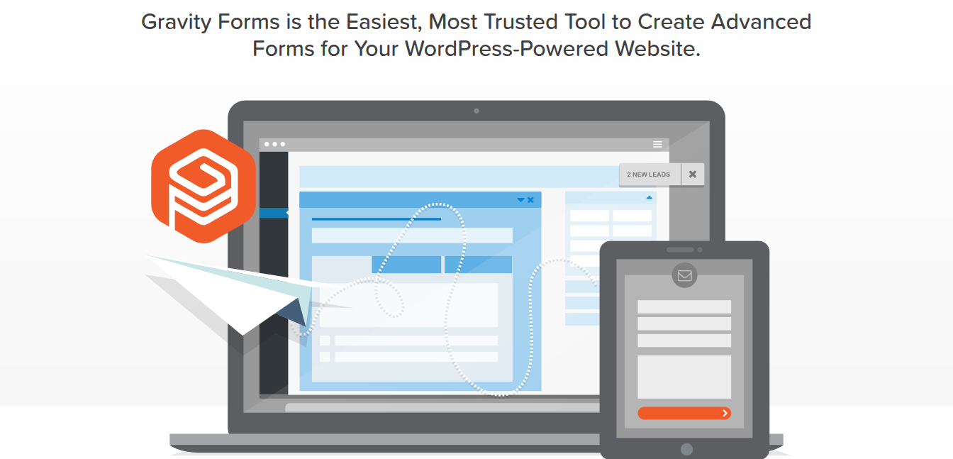 Gravity Forms 2.4.23.2 (+ All 64 Addons) – The Best WordPress Form Plugin Form Builder