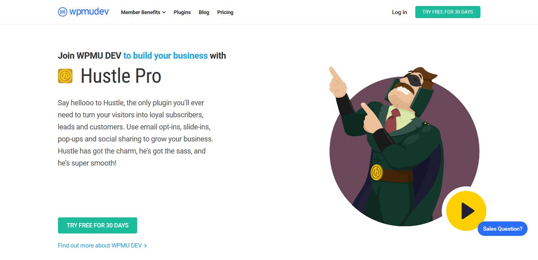 WP Hustle Pro 4.4.2 – WordPress Marketing Plugin – WPMU Dev