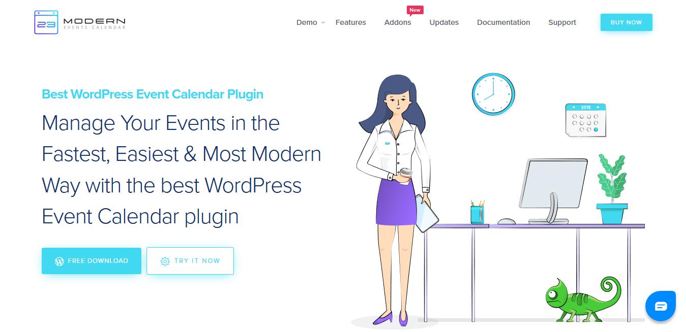 Modern Events Calendar Pro 5.17.8 + Addons – The best event management WordPress plugin
