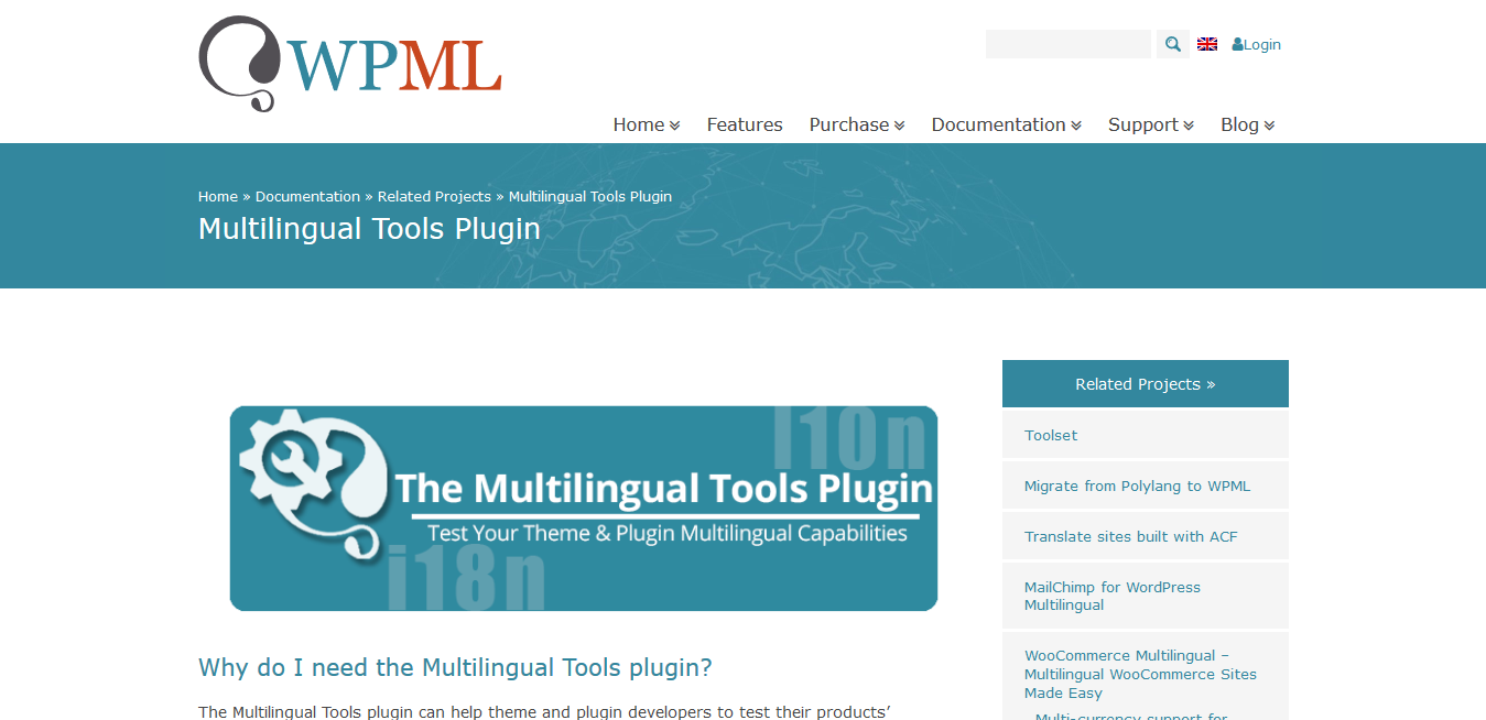 WPML WordPress Multilingual Compatibility Test Tools Addon 1.0.1