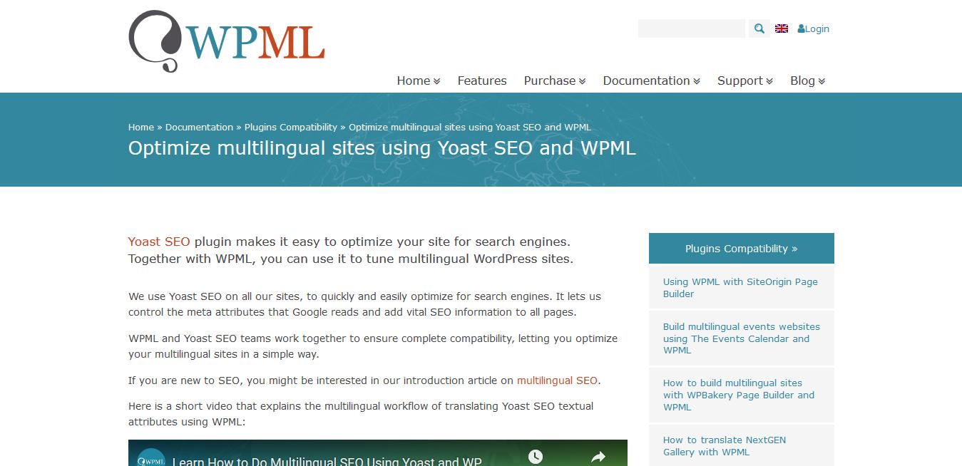 WPML WordPress Multilingual Yoast SEO Addon 1.3.0