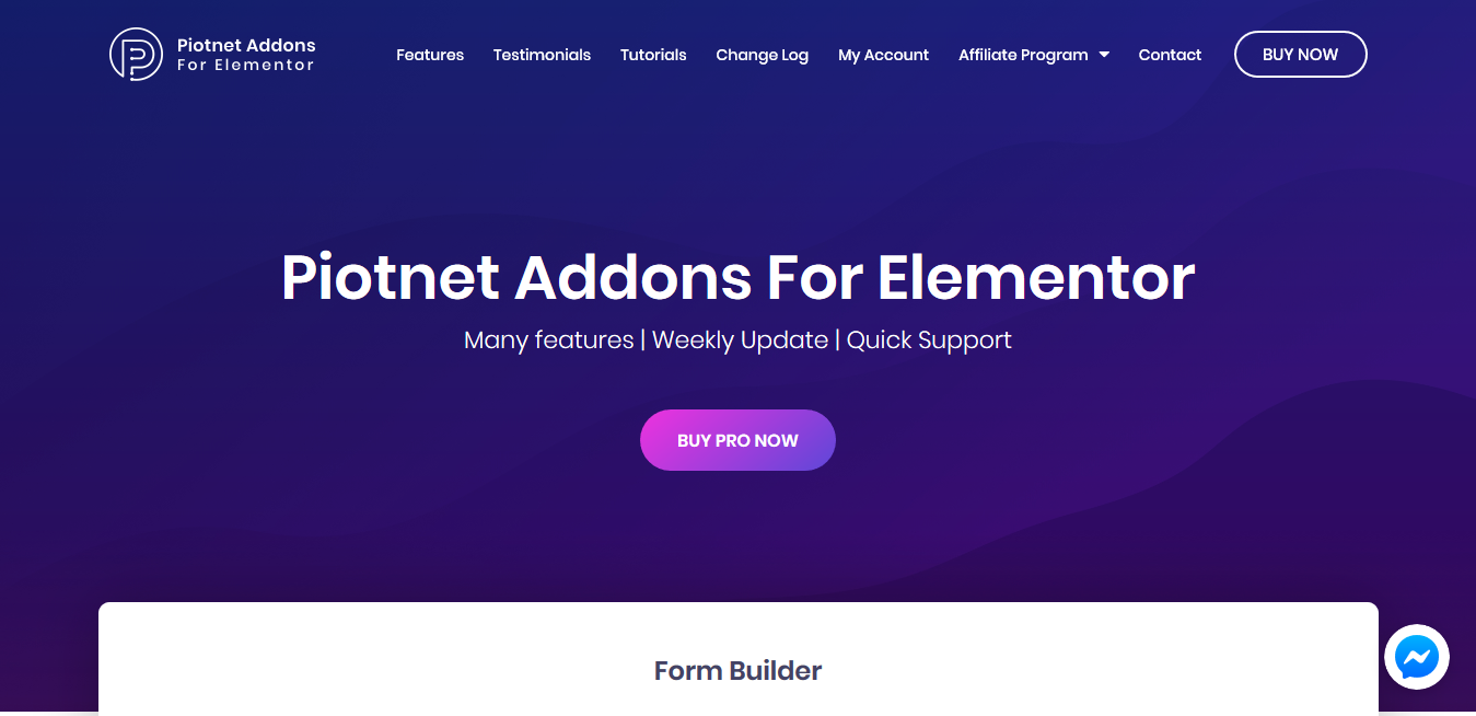 PAFE Piotnet Addons For Elementor Pro 6.3.63