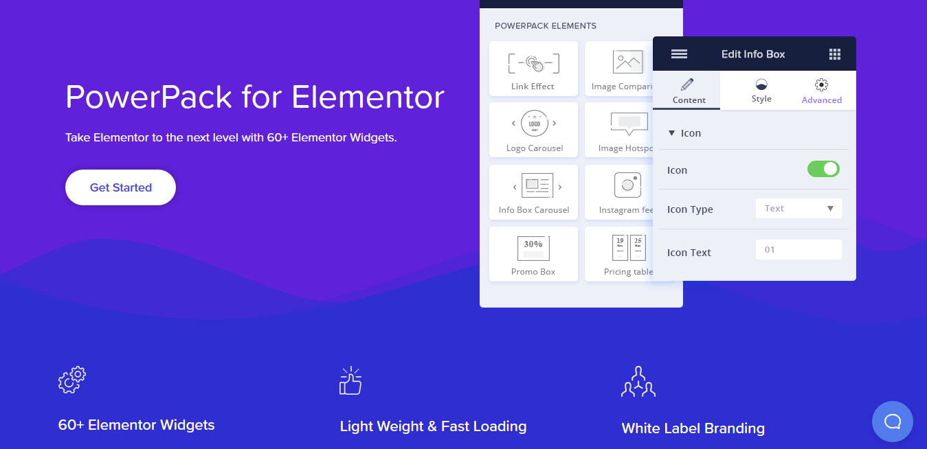 PowerPack Elements 2.3.1 – Custom Widgets for Elementor Plugin