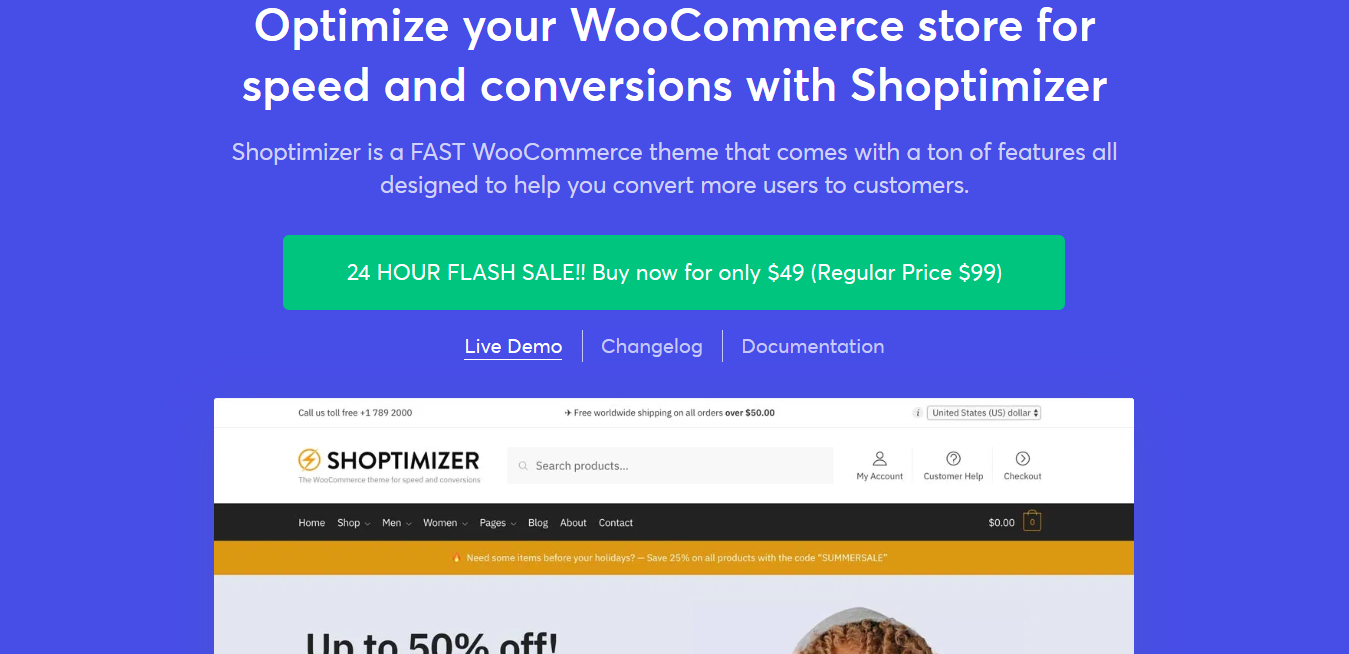 Shoptimizer 2.3.8 – The Fastest WooCommerce Theme – CommerceGurus