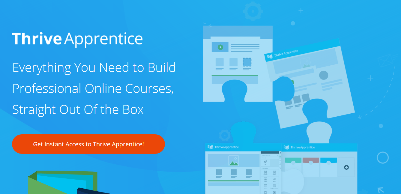 Thrive Apprentice 2.3.7.3 – The Best Online Course Building Plugin for WordPress