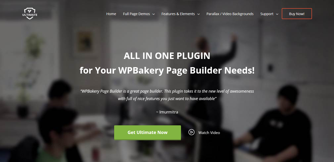 Ultimate Addons for WPBakery Page Builder 3.19.11 (formerly Visual Composer)