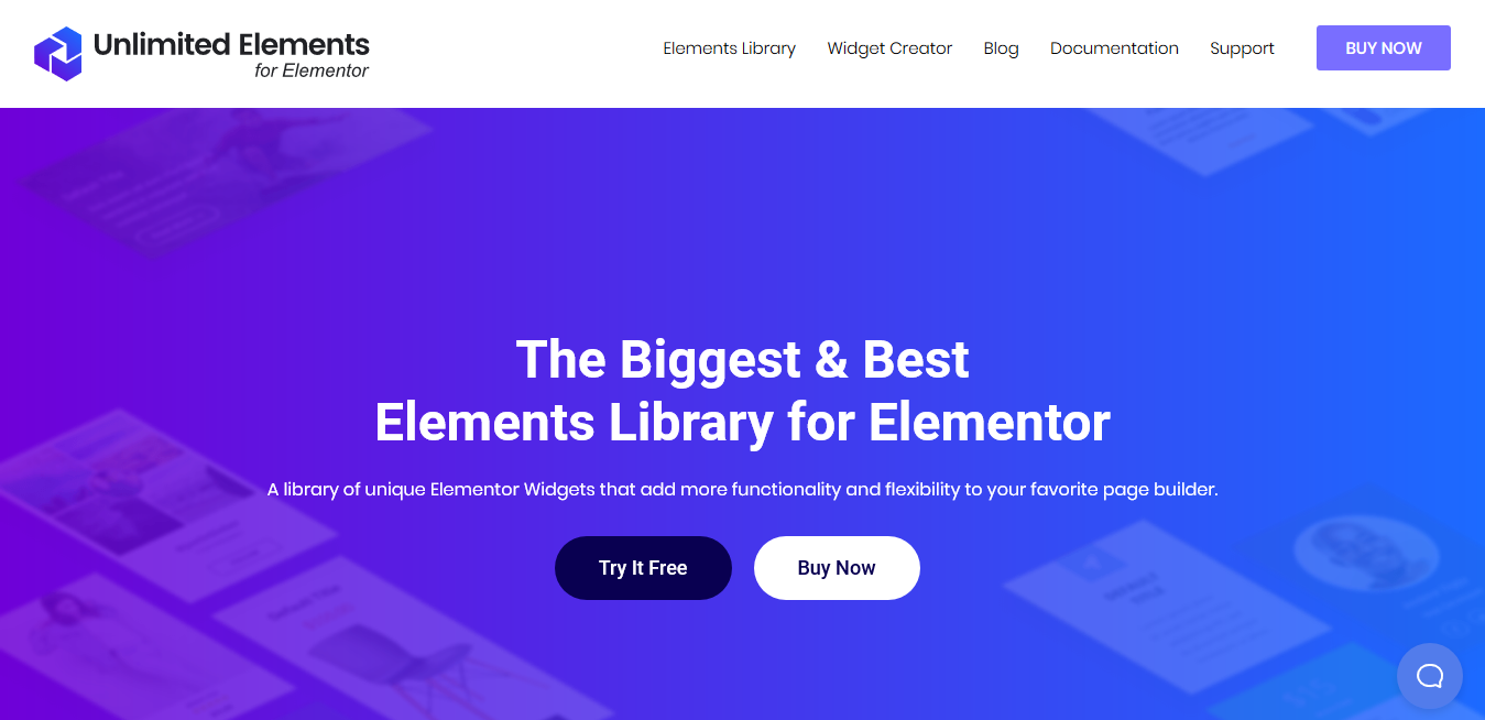 Unlimited Elements for Elementor Page Builder 1.4.70