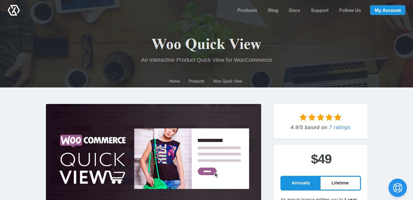 Woo Floating Cart 2.3.2 – WooCommerce