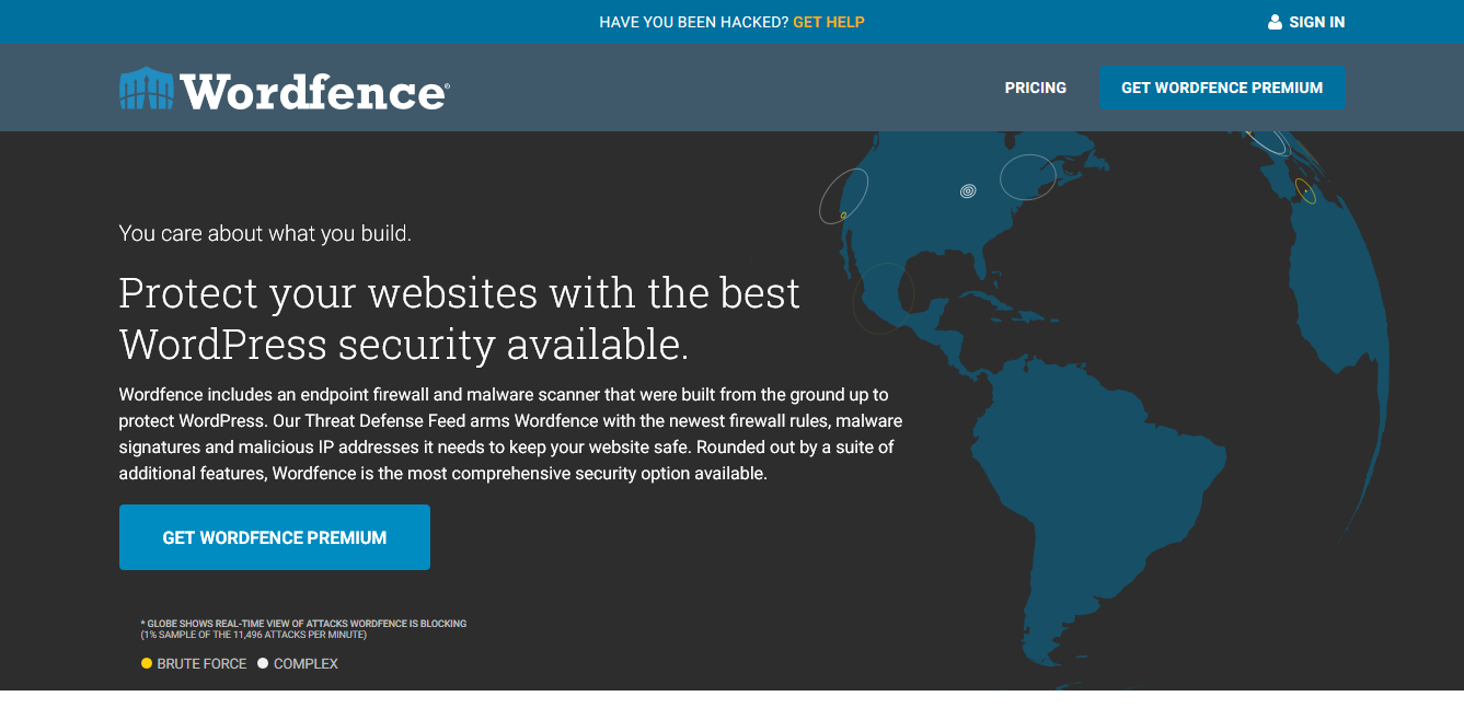 Wordfence Security Premium 7.5.2 – Firewall & Malware Scan