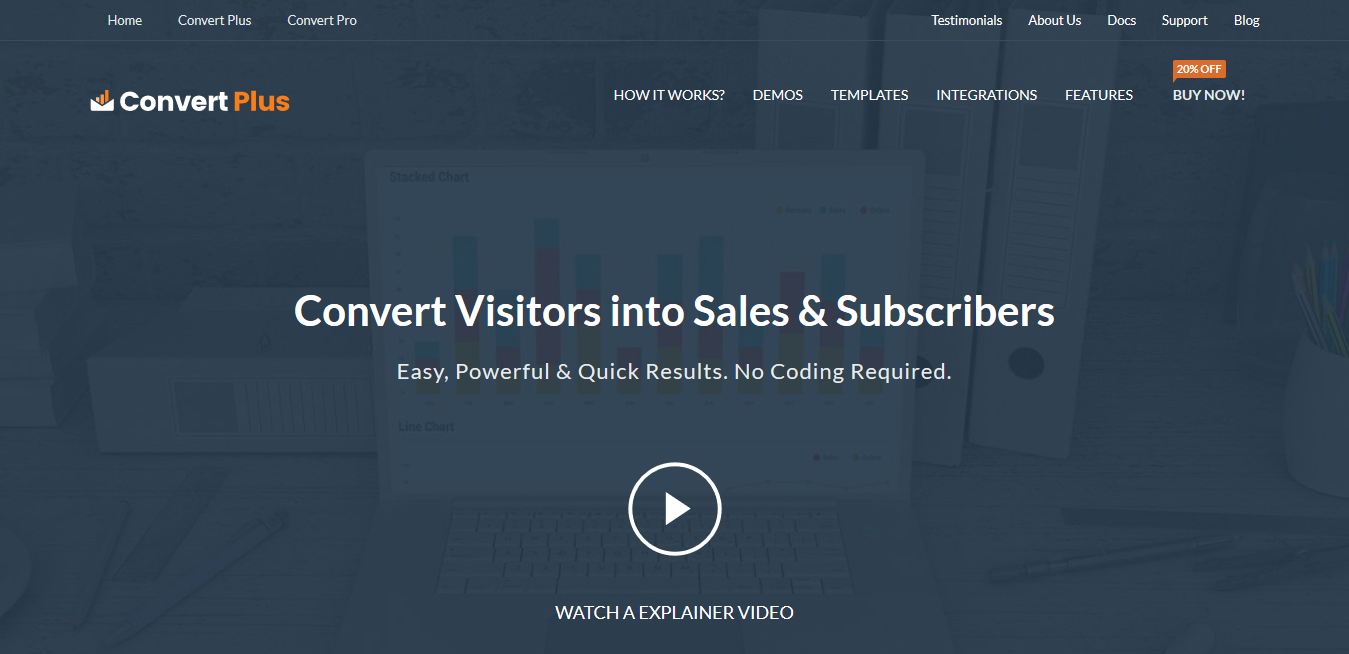 ConvertPlus 3.5.15 – WordPress Popup Plugin For More Email Subscribers