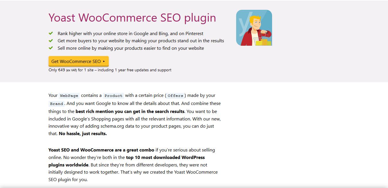 Yoast WordPress WooCommerce SEO Premium 13.8
