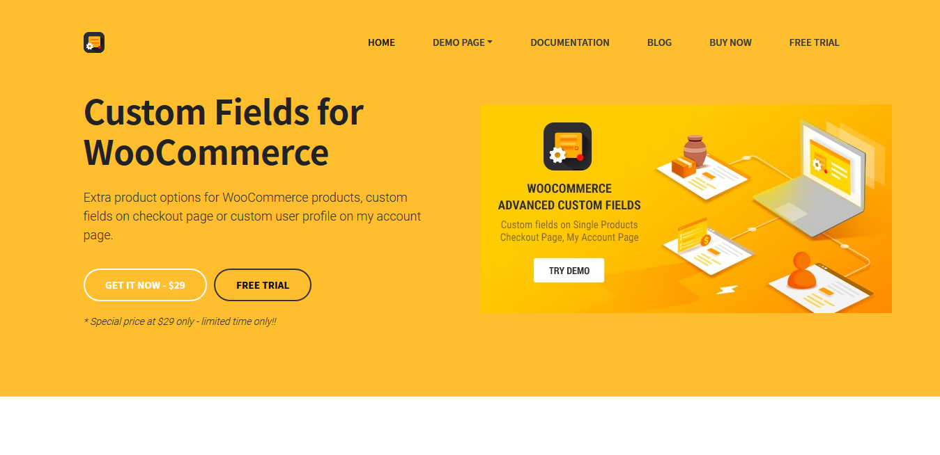 ACF – Advanced Custom Fields for WooCommerce 5.2.0