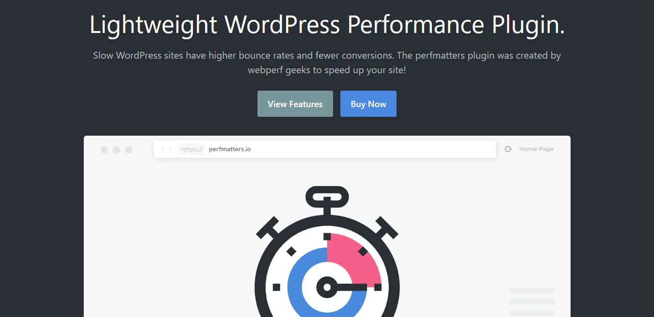 Perfmatters 1.6.4 – The #1 Web Performance Plugin for WordPress