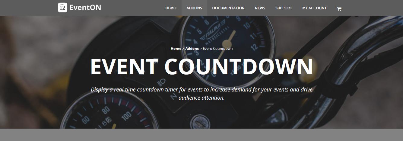 EventOn Event Countdown Addon 0.10