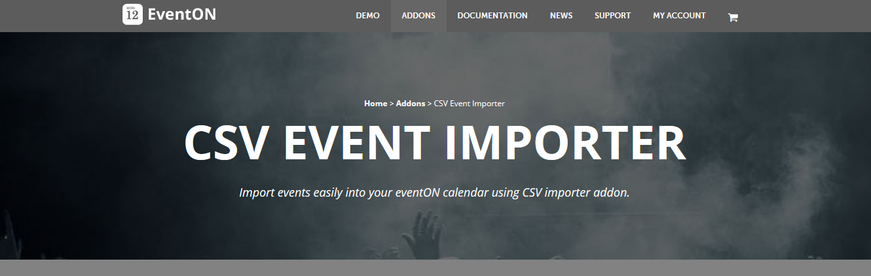 EventOn CSV Event Importer 1.1.8