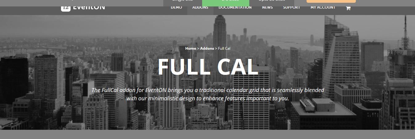 EventOn Full Cal Addon 1.1.10