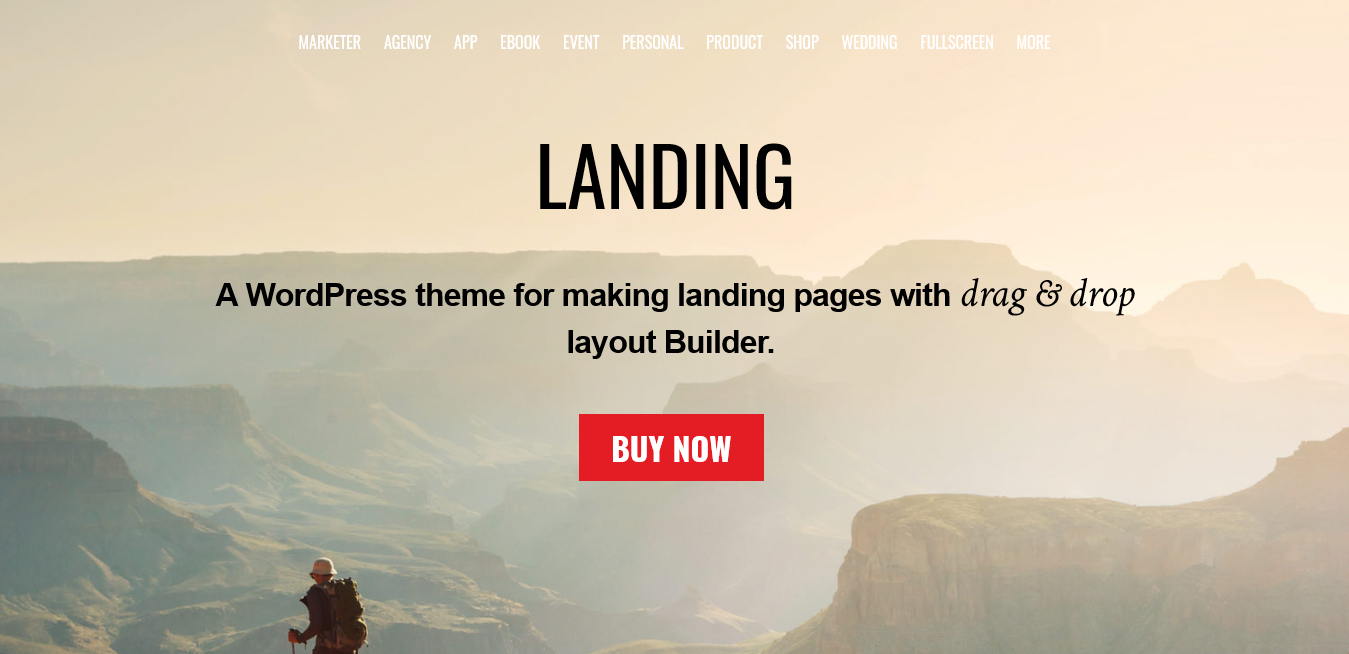 Themify Landing 5.1.5 – Create Beautiful Landing Pages