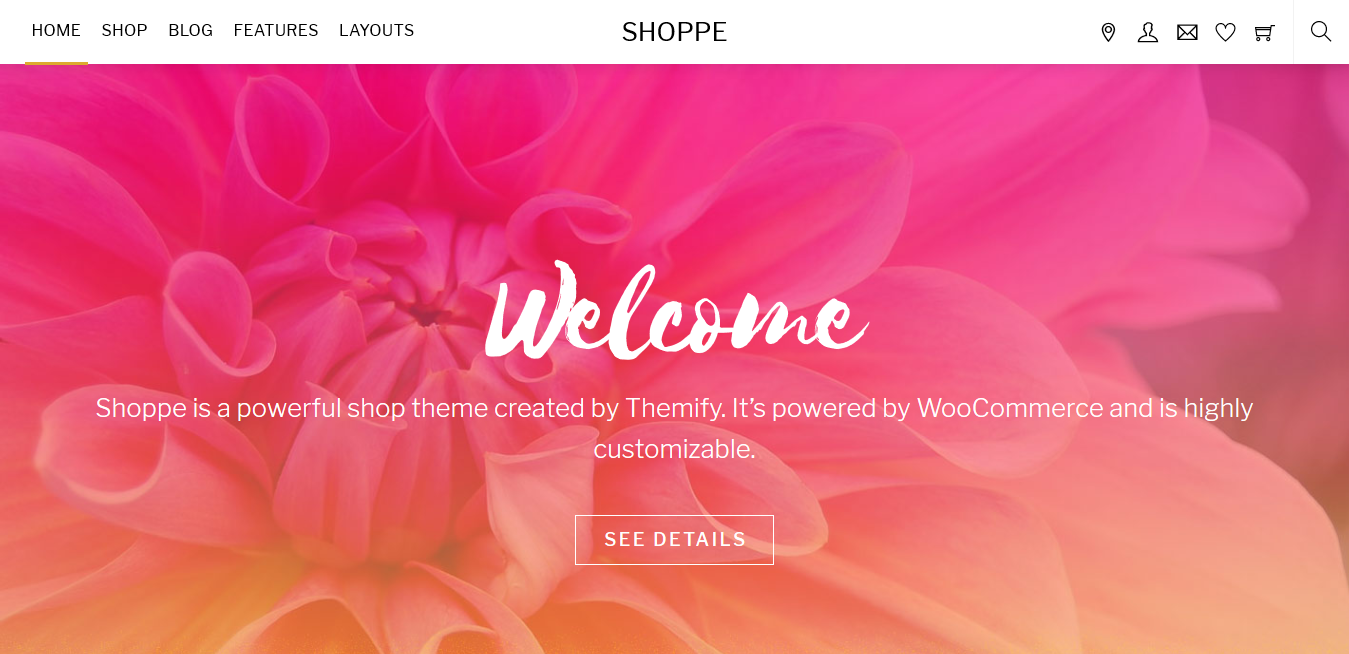 Themify Shoppe 5.2.3 – Multi-Purpose WooCommerce Theme