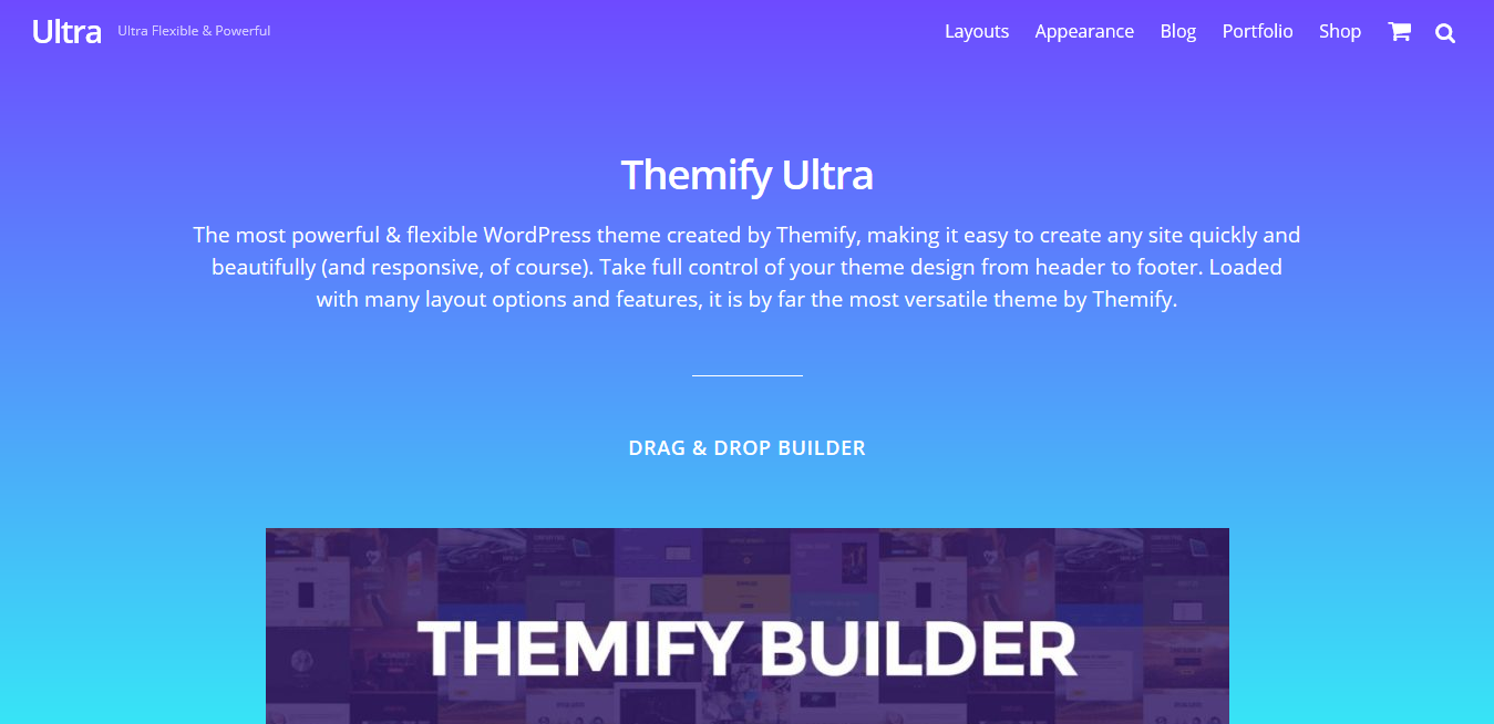 Themify Ultra 5.2.2 – Ultra Flexible Powerful