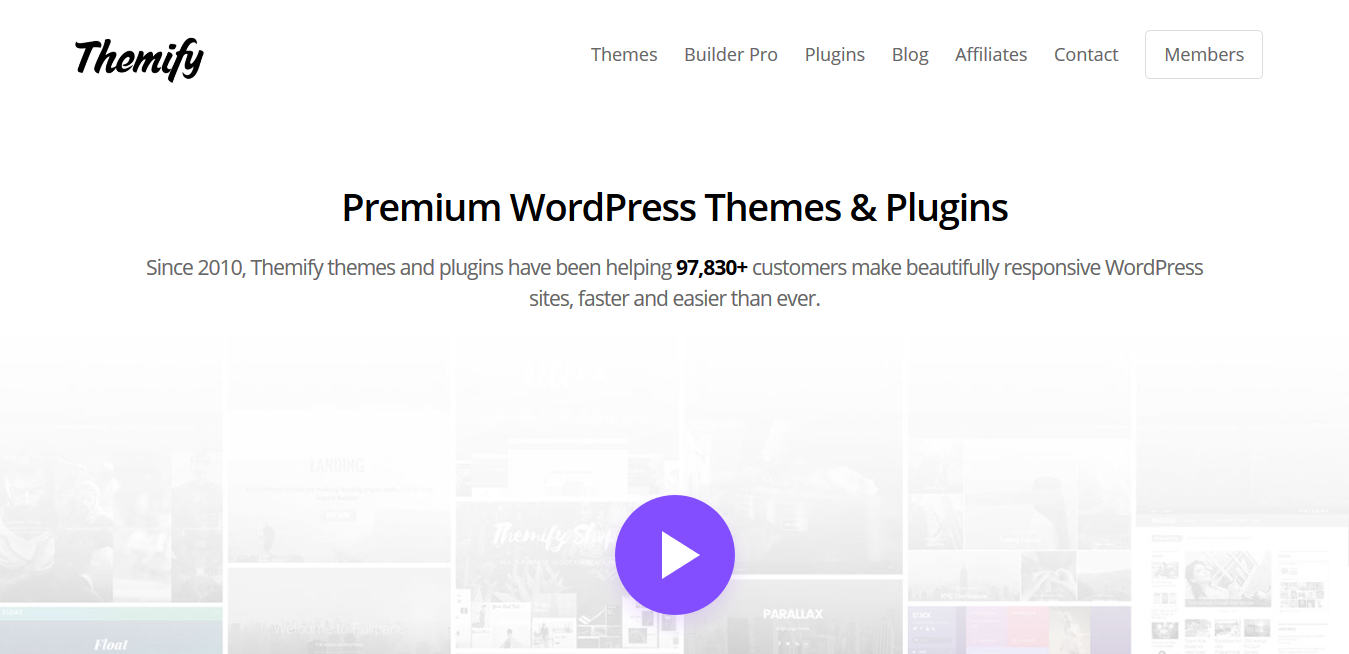 Themify Themes – All 42 Themes and Themify Builder Bundle
