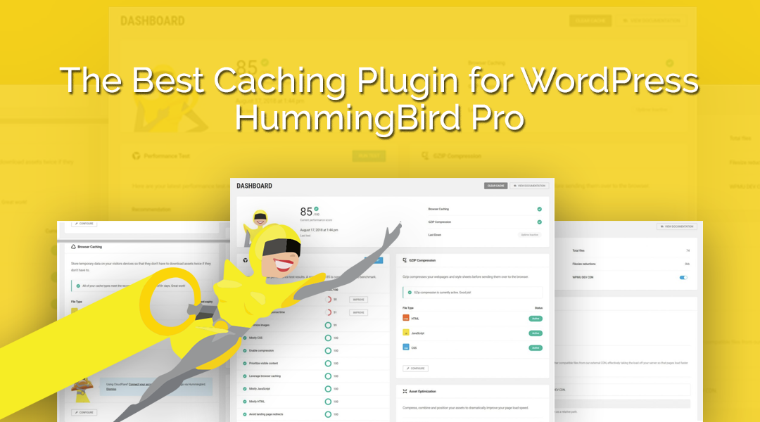 Hummingbird Pro 2.7.0 – WPMU Dev WordPress Performance Plugin