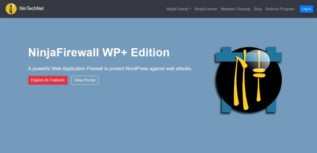NinjaFirewall Pro (WP Edition+) 4.2.6 – Advanced Security