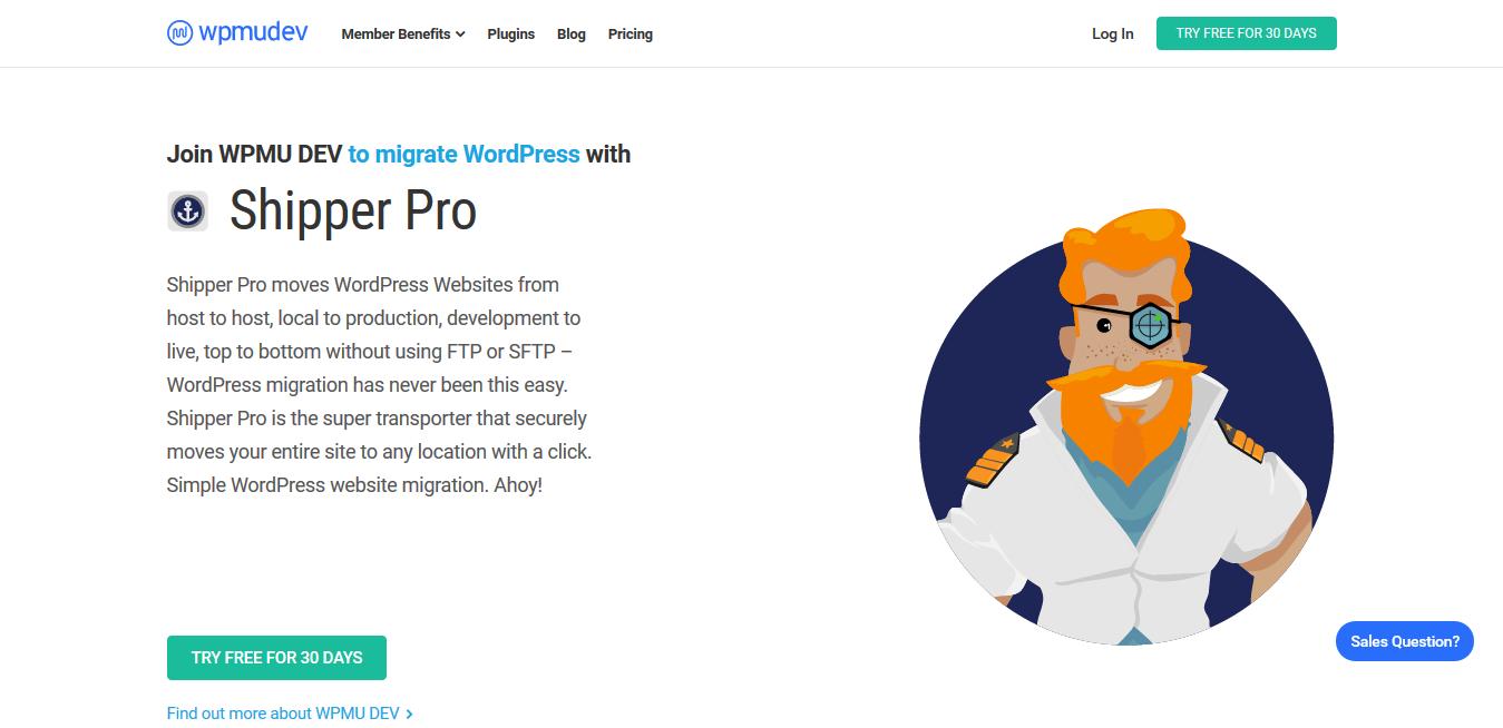 Shipper Pro 1.2.9 – WPMU Dev