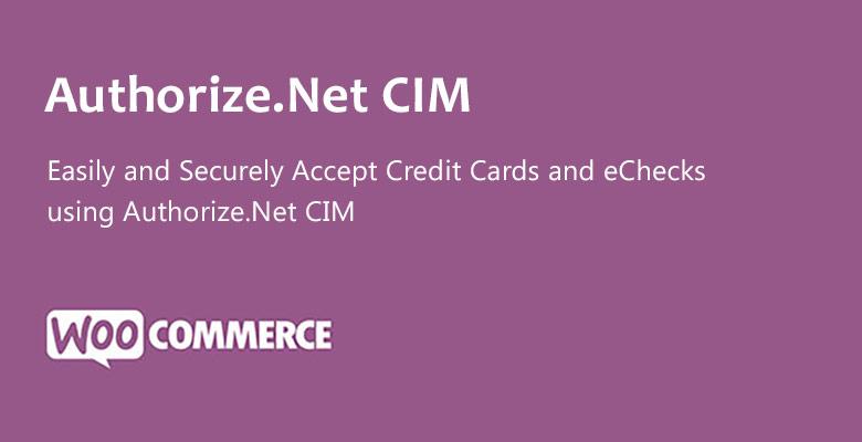 WooCommerce Authorize.Net CIM 3.3.2 – SkyVerge