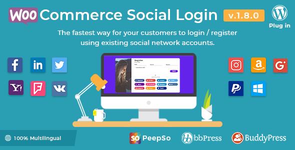 WooCommerce Social Login 2.11.0