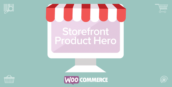 Storefront Product Hero 1.2.13 – WooCommerce