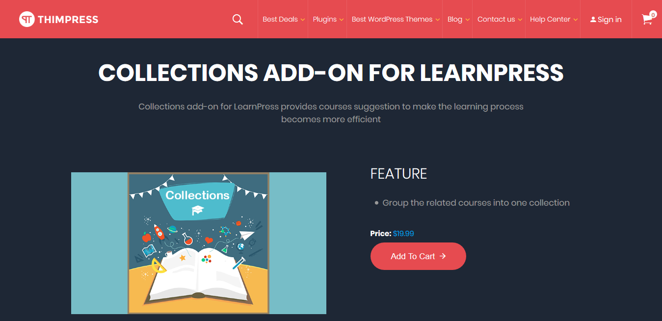 LearnPress – Collections 3.0.3