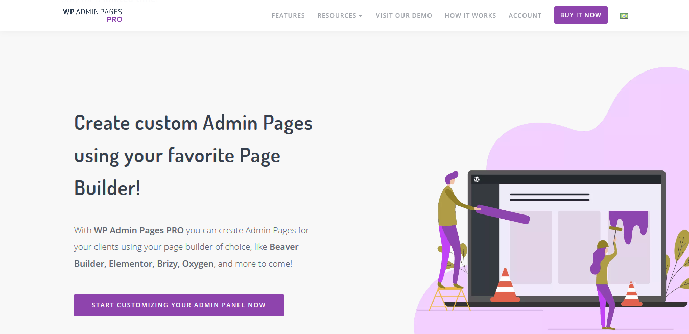 WP Admin Pages PRO 2.0.8 – Admin Pages the way you want!