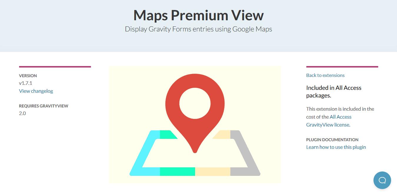 GravityView – Maps 1.6.2