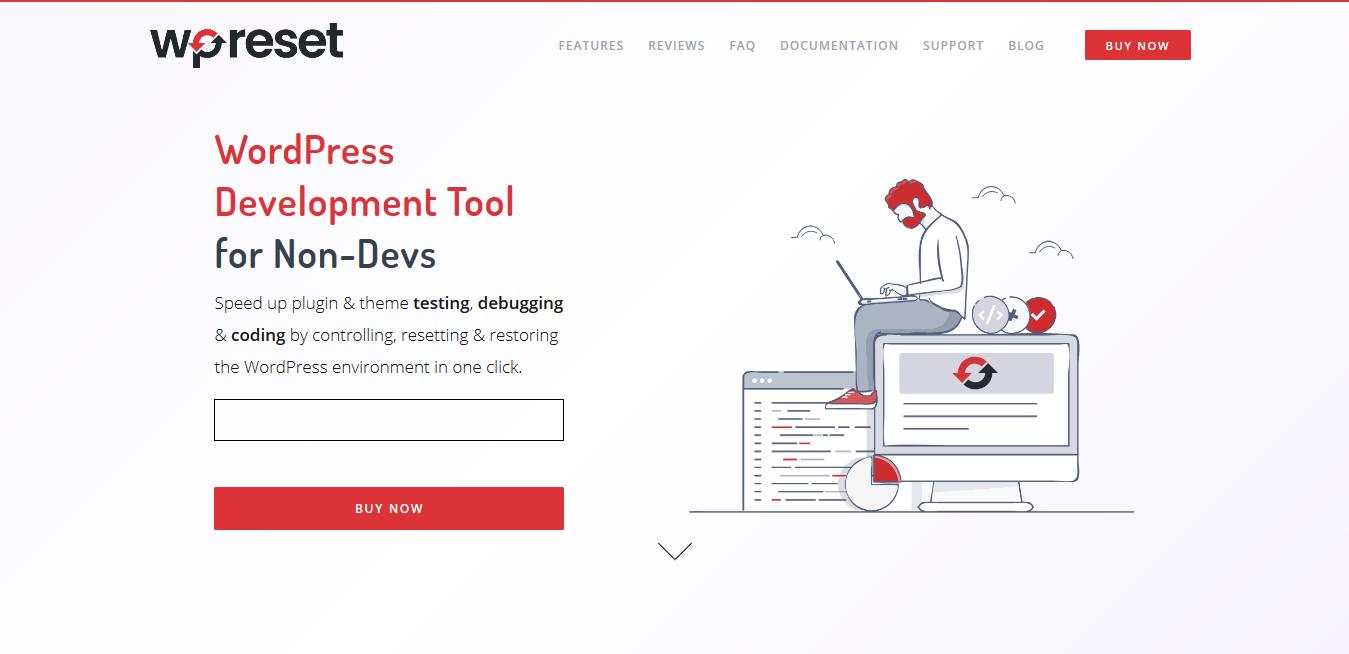 WP Reset Pro 6.0 – WordPress Development