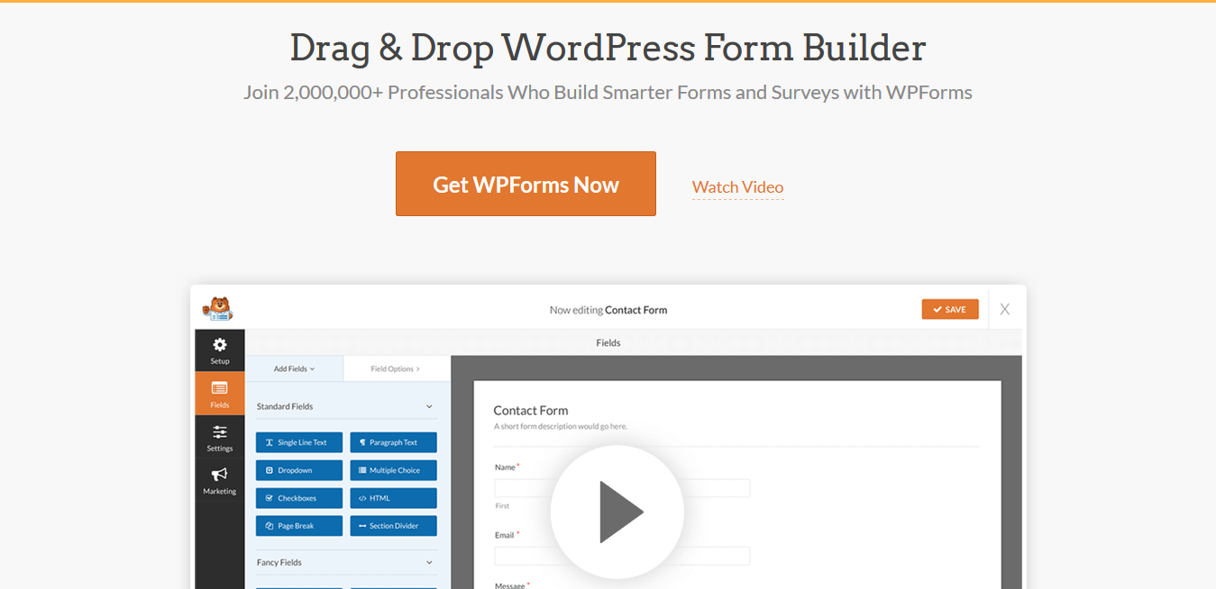 WPForms Pro 1.6.5.1 + All 23 Addons – World's Best Drag & Drop Forms Plugin