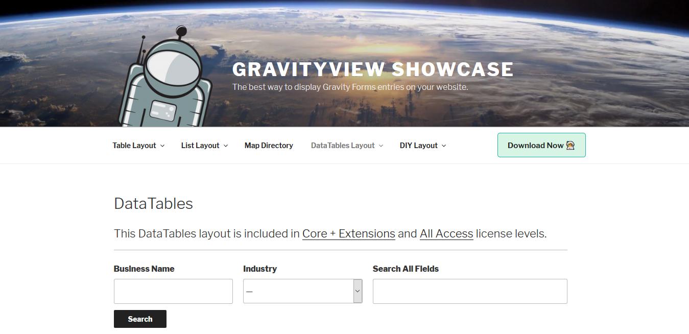 Gravity View WordPress Plugin 2.13.3 – Display Gravity Forms Entries