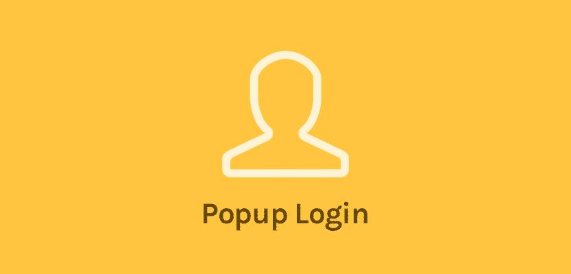 OceanWP Popup Login 1.0.7
