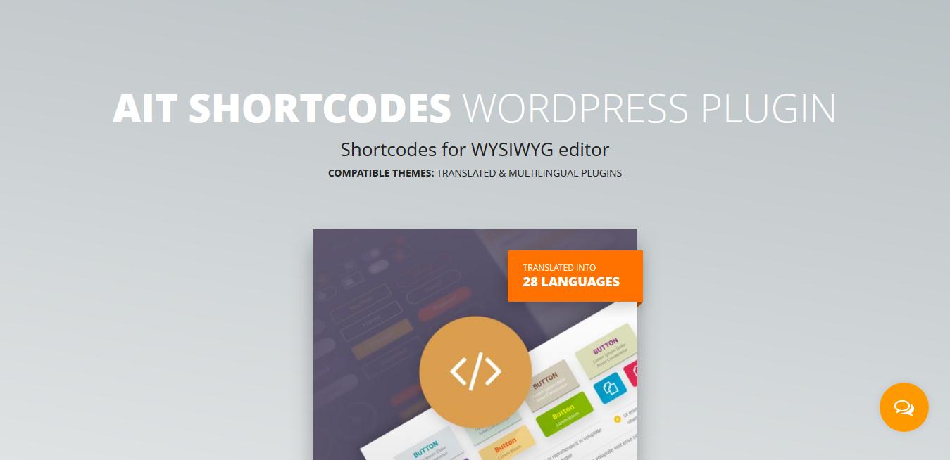AIT Shortcodes 2.0.1