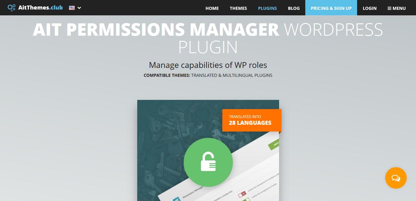 AIT Permissions Manager 2.1.0