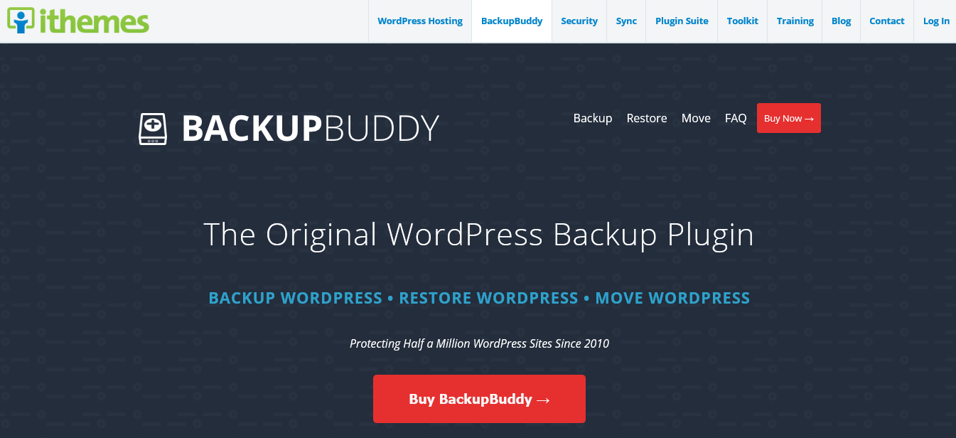 IThemes BackupBuddy WordPress Plugin 8.7.2.0