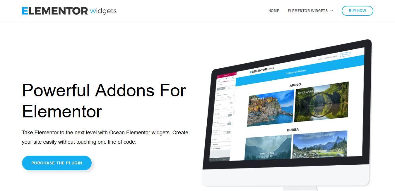 OceanWP Elementor Widgets 1.2.1