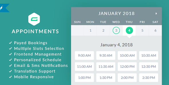 gAppointments – Appointment booking addon for Gravity Forms 1.9.5.2